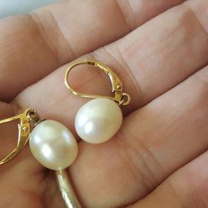 14k pearl